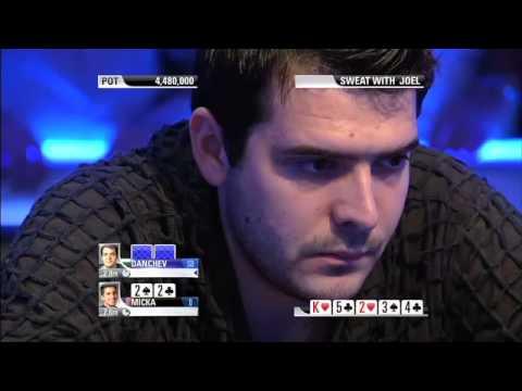 PCA 10 2013 - Main Event, Episode 9 | PokerStars.com