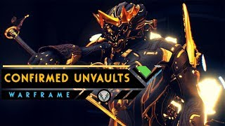 Warframe: Next CONFIRMED Prime Frames & Weapons To Be Unvaulted - Prime Vaults