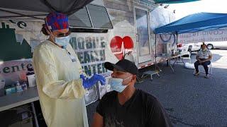 COVID 19 национальный праздник США во время пандемии