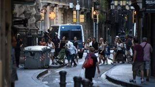 Spanish police: Four terror suspects killed in Cambrils