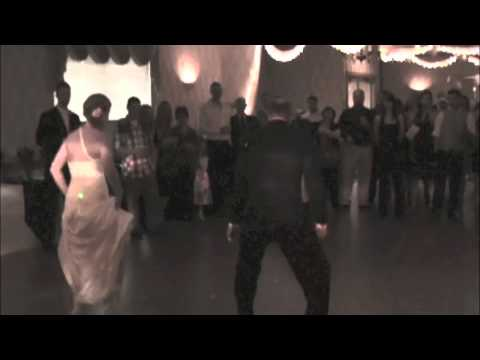 Best father daughter dance EVER.  Country line dancing