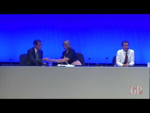 Jeremy Hunt Q&A – RCGP annual conference 2017