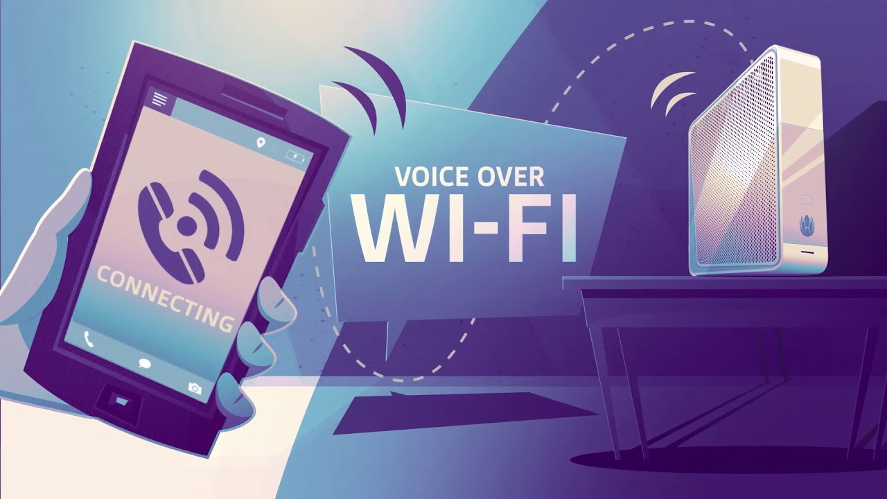 Voice over WIFI - YouTube