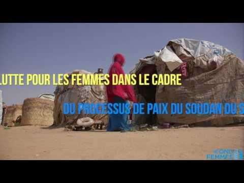 Les jeunes femmes construisant la paix  - 00:22-2017 / 8 / 15