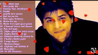 Shahrukh-khan-Evergreen-hits-BEST-COLLECTION-ll-Top-hits-of-SRK-of-all-the-time