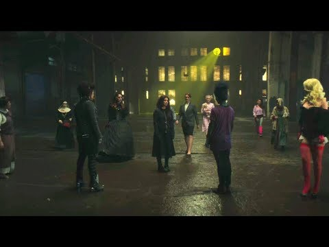 The Underground Doom Patrol 1x09 Opening Scene Hd Youtube