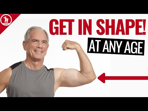 How To Get Back In Shape At Any Age