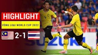 Gục ngã trên sân Malaysia, Thái Lan bị Việt Nam chiếm ngôi đầu bảng G | Bóng Đá 360
