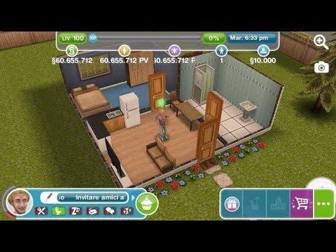 cheat the sims freeplay android no root