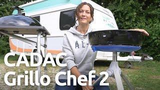 CADAC Grillo Chef 2 - Funkтionen und Zubehör