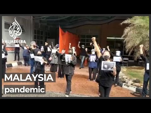 Malaysia struggles against COVID as healthcare workers strike