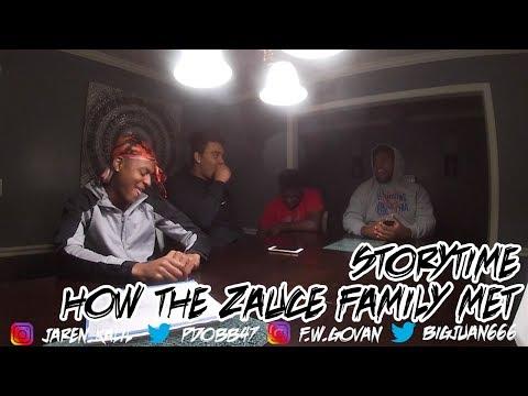 STORYTIME || HOW THE ZAUCE FAMILY MET!!!