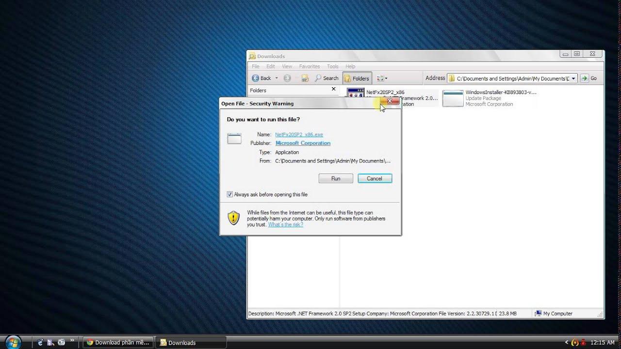 .net framework 2.0 download free