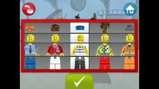 Lego Juniors! Лего Игры! Рабочая машинка! Серия 30! Лего для МАЛЬЧИКОВ И ЛЕГО ДЛЯ ДЕВОЧЕК!