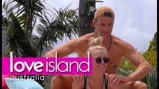 Cassidy has a crush on Josh | Love Island Australia 2018