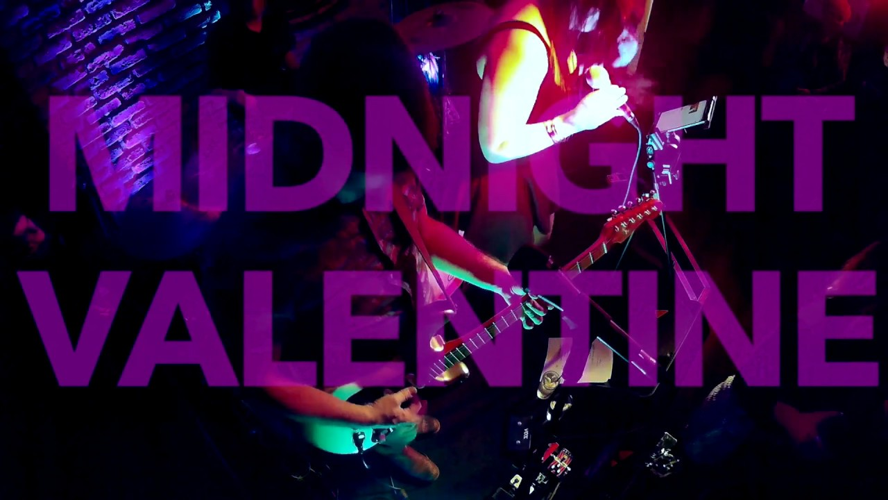 Midnight Valentine Seven Nation Army Band Cover Youtube
