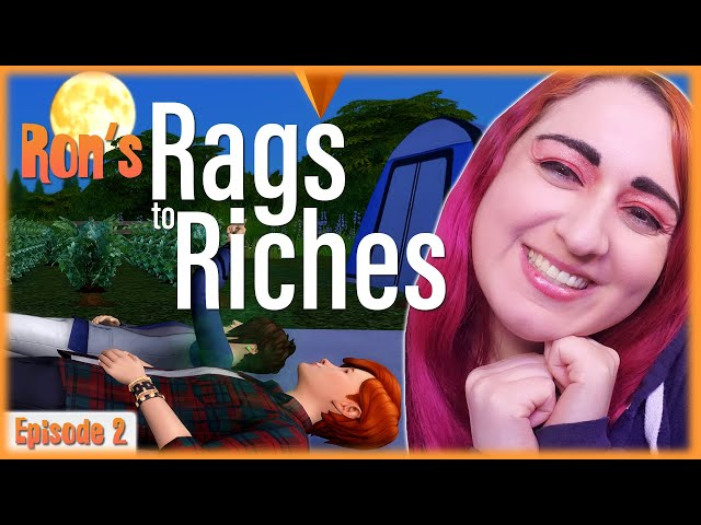 Ron's Best Friend is a Vampire // Ep. 2 // Ron's Rags to Riches Dine Out Challenge