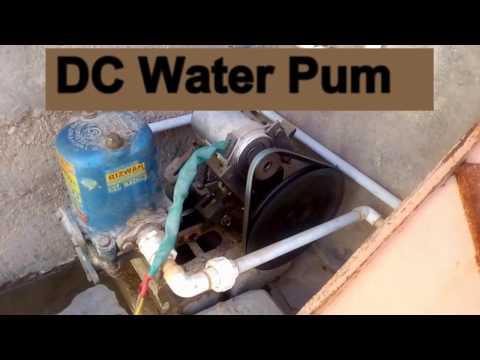 How to make Powerful Solar DC Water Pump (Donkey pump )in Urdu Hindi