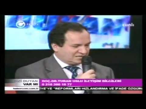 Kuru İğne Tedavisi - Prof. Dr. Turan USLU - Cem Tv (Part 1)