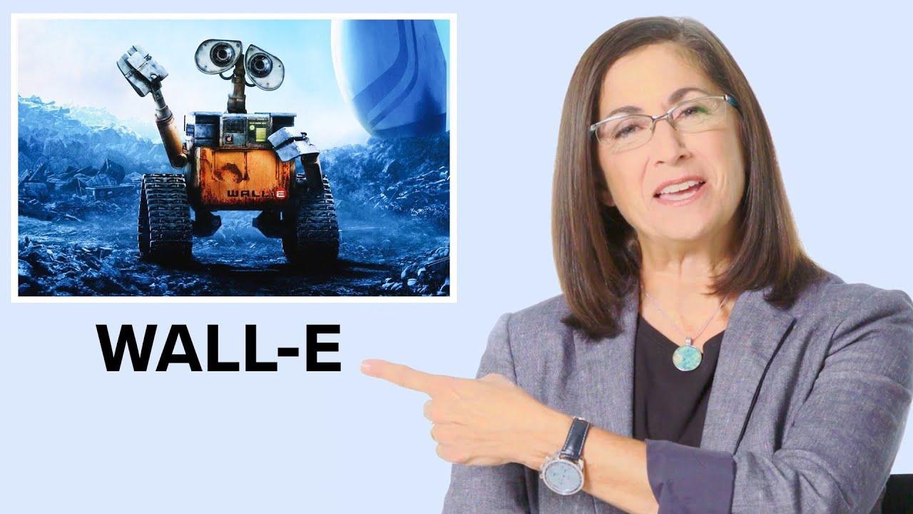 NASA Astronaut Breaks Down 16 Space Scenes From Film & TV