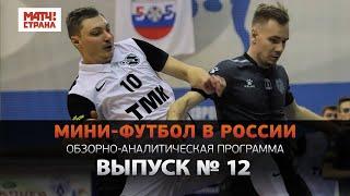 Мини футбол в России 12 й выпуск