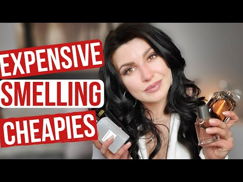 9 CHEAP FRAGRANCES THAT SMELL EXPENSIVE!