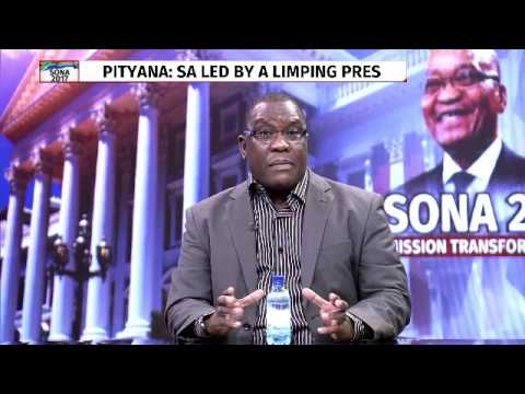 Naked personal attack on President Zuma