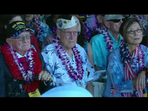Pearl Harbor 75th: National Pearl Harbor Remembrance Day Commemoration