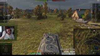 Тиберспортсмен и RanZar ~ Tiberian39 [World of Tanks]