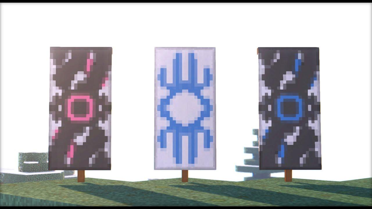 Coole Banner in Minecraft • So geht\'s! | BajaRush - YouTube