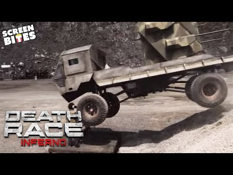 Death Race 3: Inferno - Luke Goss Epic Desert Scene OFFICIAL HD VIDEO from YouTube · Duration:  1 minutes 59 seconds