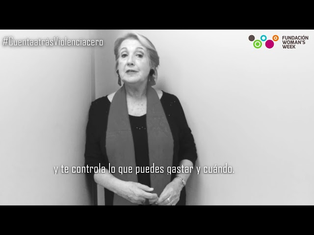 Cuenta Atrás, Violencia Cero | Rosa María Calaf, periodista y corresponsal