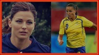 【ランキング】世界の美人女子サッカー選手TOP10