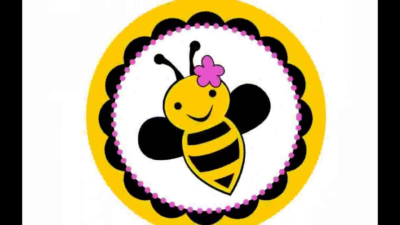Bumble Bee Wall Decals - YouTube