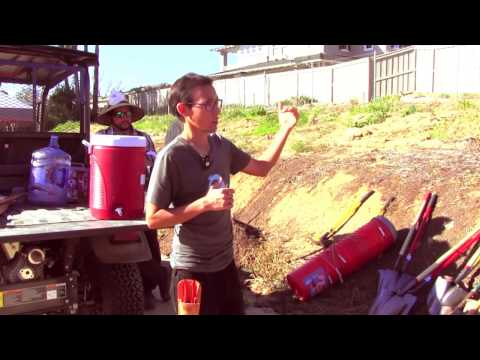 Coastal Roots Guided Tour,  including Planting & Soil Prep Lessons