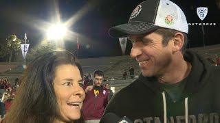 Lisa and Ed McCaffrey reflect on son Christian's amazing season