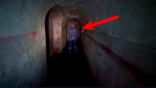 Paranormal Activity Miles Inside The Rijeka Tunnels ( Secret Underground City ) 🇭🇷