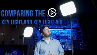 The Elgato Key Light vs. Key Light Air: Which is right for you?