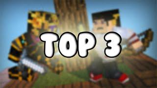 TOP 3 MELHORES JOGADAS NO SKYWARS