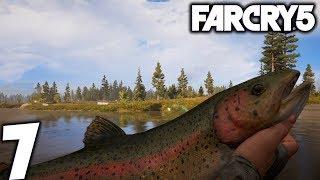 Far Cry 5. Прохождение. Часть 7 (Рыбалочка)