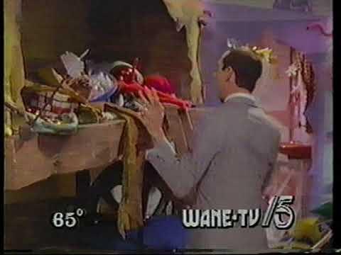 1987 - WANE Fort Wayne Time & Temperature Check