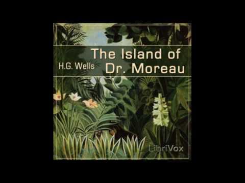 HG Wells Ostrov Dr.  Moreaua  I.časť Kapitoly 1- 13 Hovorené slovo s filmovou hudbou