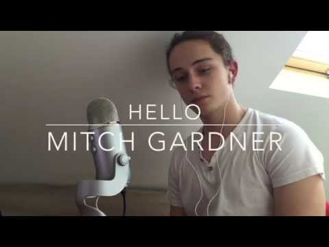 Hello - Adele (Mitch Gardner Cover)