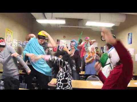 Excel Christian School Harlem Shake