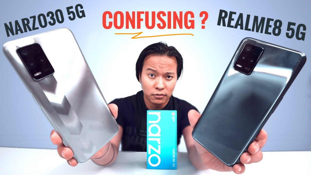 Realme Narzo 30 5G : Confusing Phone * Lets Clear *