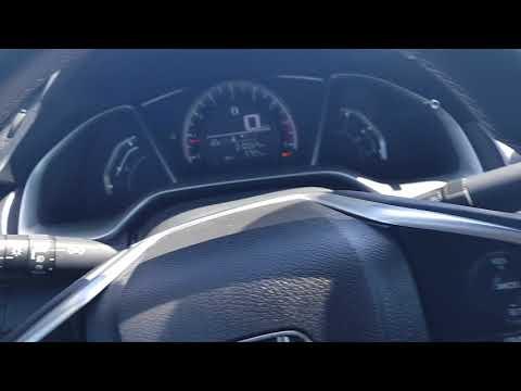 Honda cıvıc cvt otomatik