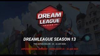 TIE BREAKER - BO1 - TNC vs GEEKFAM  - DreamLeague Season 13 Southeast Asia Closed Qualifier
