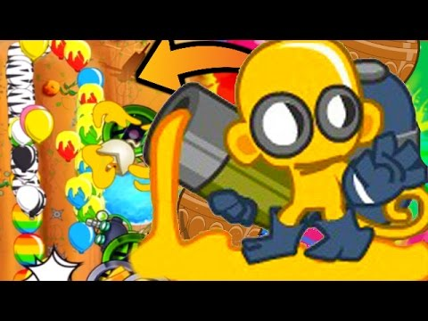 IM IN A STICKY SITUATION... Bloons TD Battles