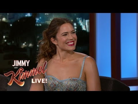 Mandy Moore's Fiancé Did the MOST Romantic Thing After She Fell in the Shower