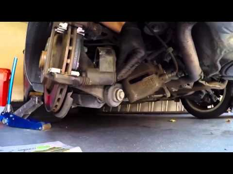 Audi / Volkswagen Rear Brakes Without VCDS / VAGCOM
